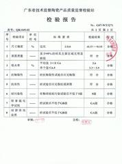 证书报告3