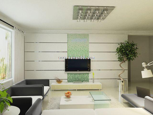 玻璃贝博软件背景墙